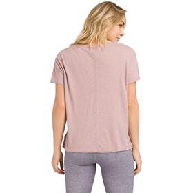 Prana Chez T-Shirt Femme, light mauve bliss